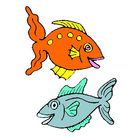 Les petits poissons dans l'eau dans 17 - Les petits poissons dans l'eau poissons